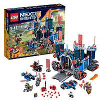 Конструктор Lego Nexo Knights Мобильная крепость Фортрекс 70317