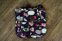 Рюкзак женский с орнаментом