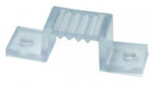 Монтажна кліпса для стрічок LED 3528/3014 220V