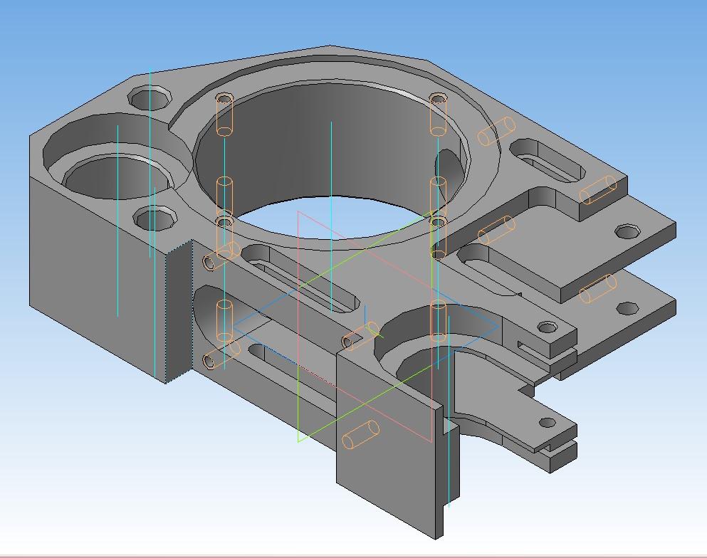 Проектирование деталей и механизмов