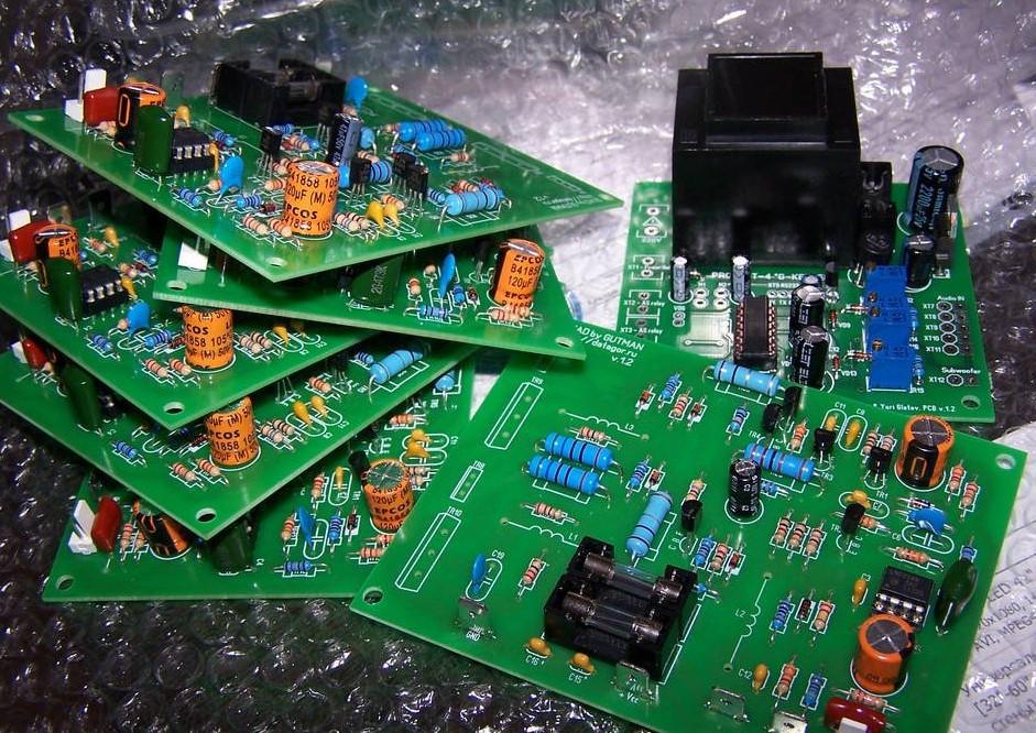 Проектирование электроники