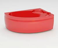Ванна акриловая ARTEL PLAST Стелла (170) красная, фото 1