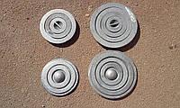 Юшки чугунные для плиты 200 мм