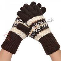 Женские перчатки, удлиненные 04