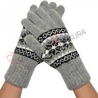 Женские перчатки, удлиненные 05