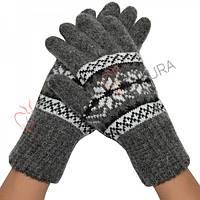 Женские перчатки, удлиненные 06