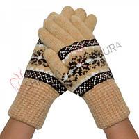 Женские перчатки, удлиненные 09