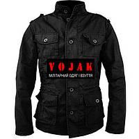 Куртка милитари  BLACK