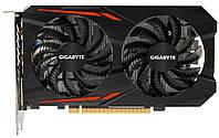 Відеокарта GIGABYTE GeForce GTX 1050 Ti OC 4G (GV-N105TOC-4GD), фото 1