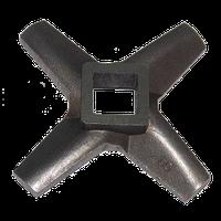 Нож для электромясорубки Zelmer 8* односторонний