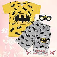 Костюм с шортами Бэтмен от 4 до 8 лет (5347-3)