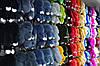 Брелок зайка или кролик из Эксклюзивного натурального меха 20 см, фото 5