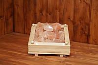 """Косой кубик с гималайской солью 4 кг """"Четыре шарика"""""""