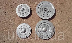 Юшки чугунные для плиты 395 мм, фото 2