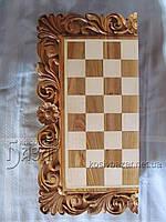 Шахматы и нарды деревянные