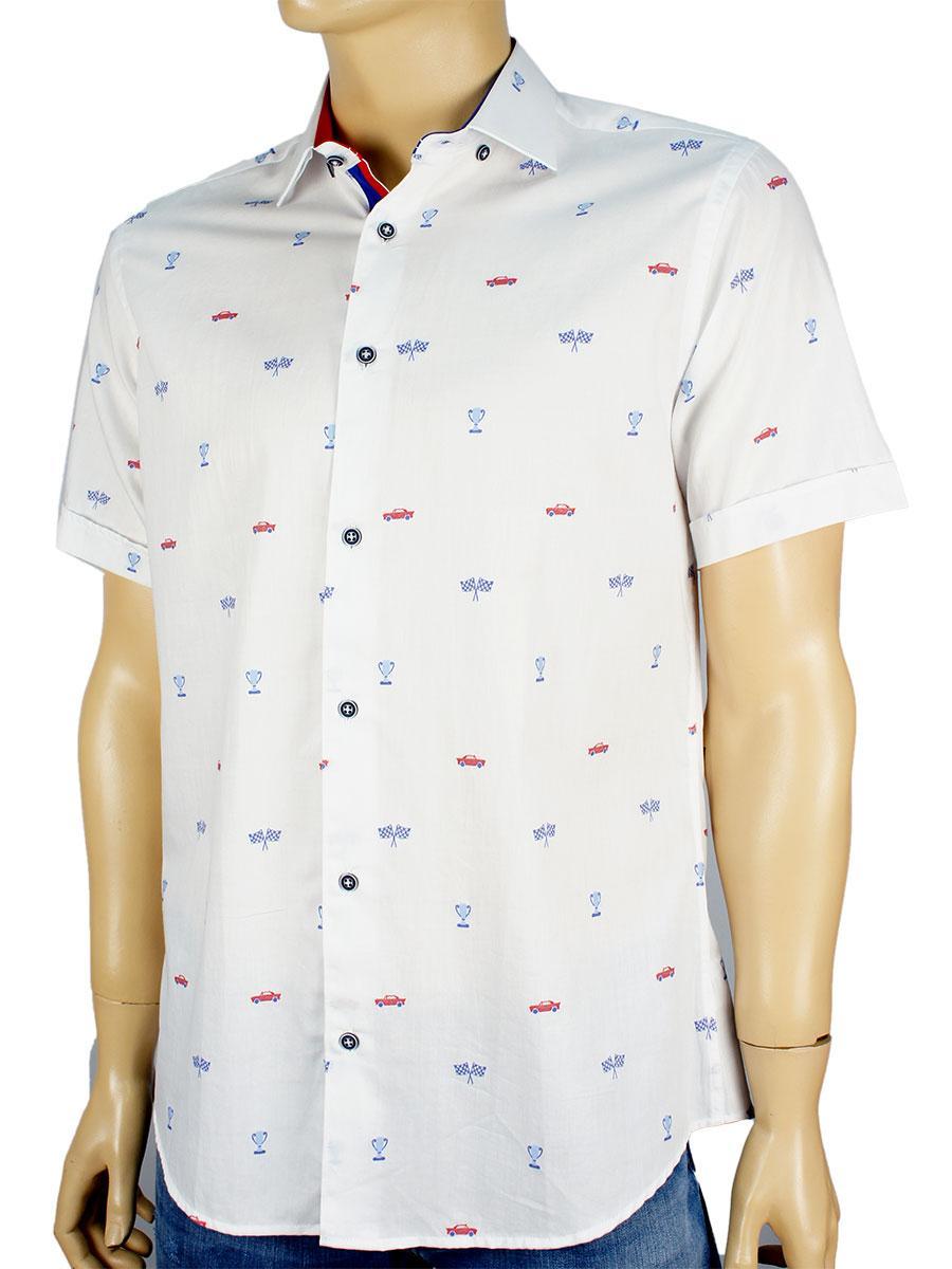 Чоловіча сорочка Jack Polo 60/1 DAR 23003