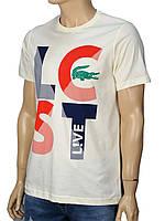 Чоловіча футболка Lacost LRS-1609928
