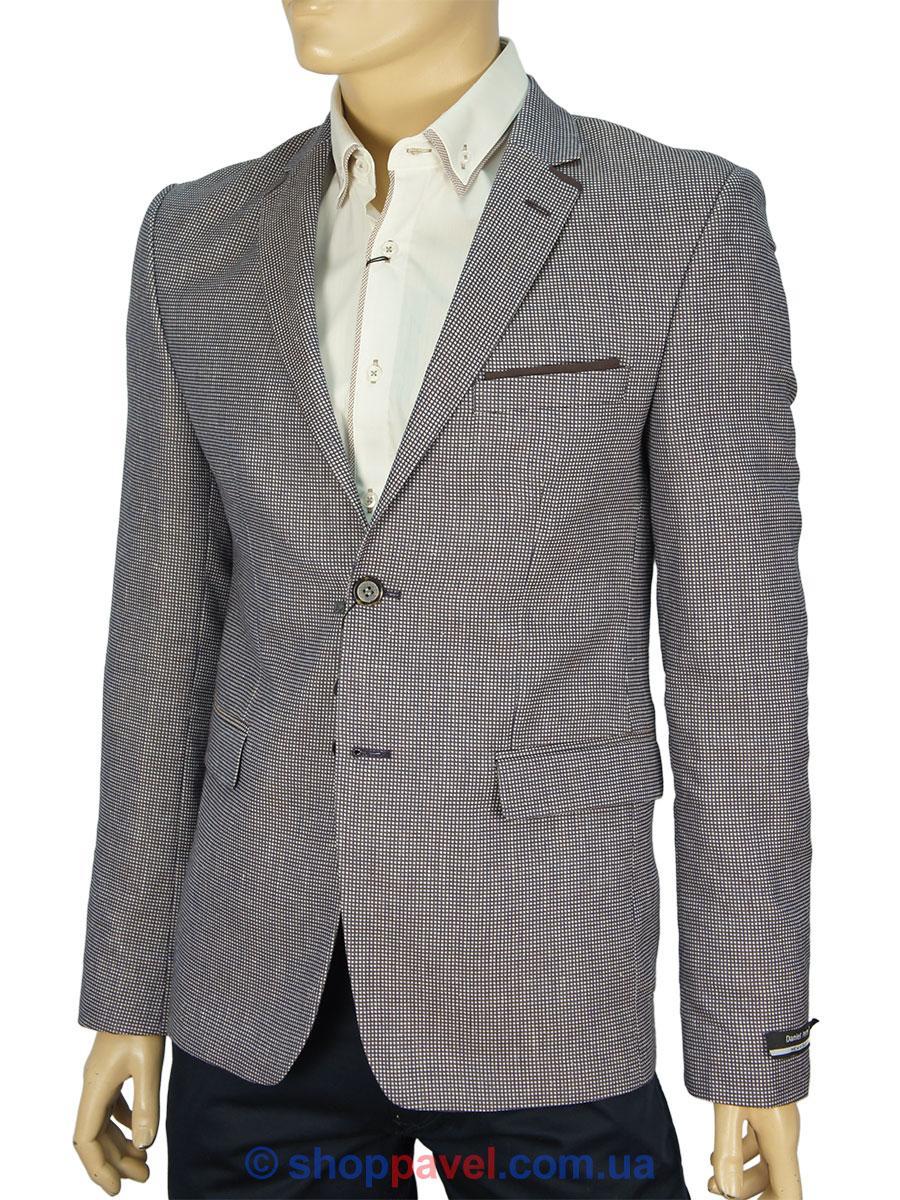 Чоловічий піджак Daniel Perry Merrit C.5 в світло-коричневому кольорі