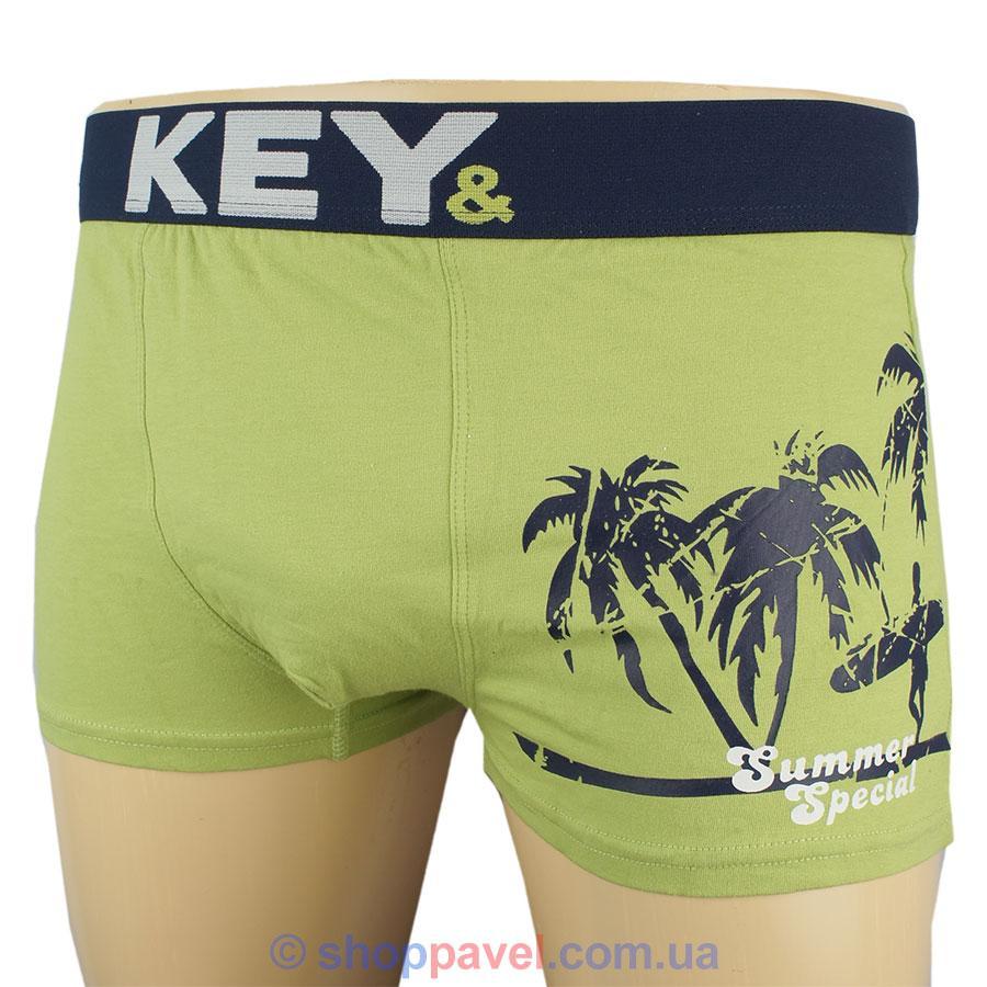 Чоловічі боксери Key MXH 864 А6 ZI