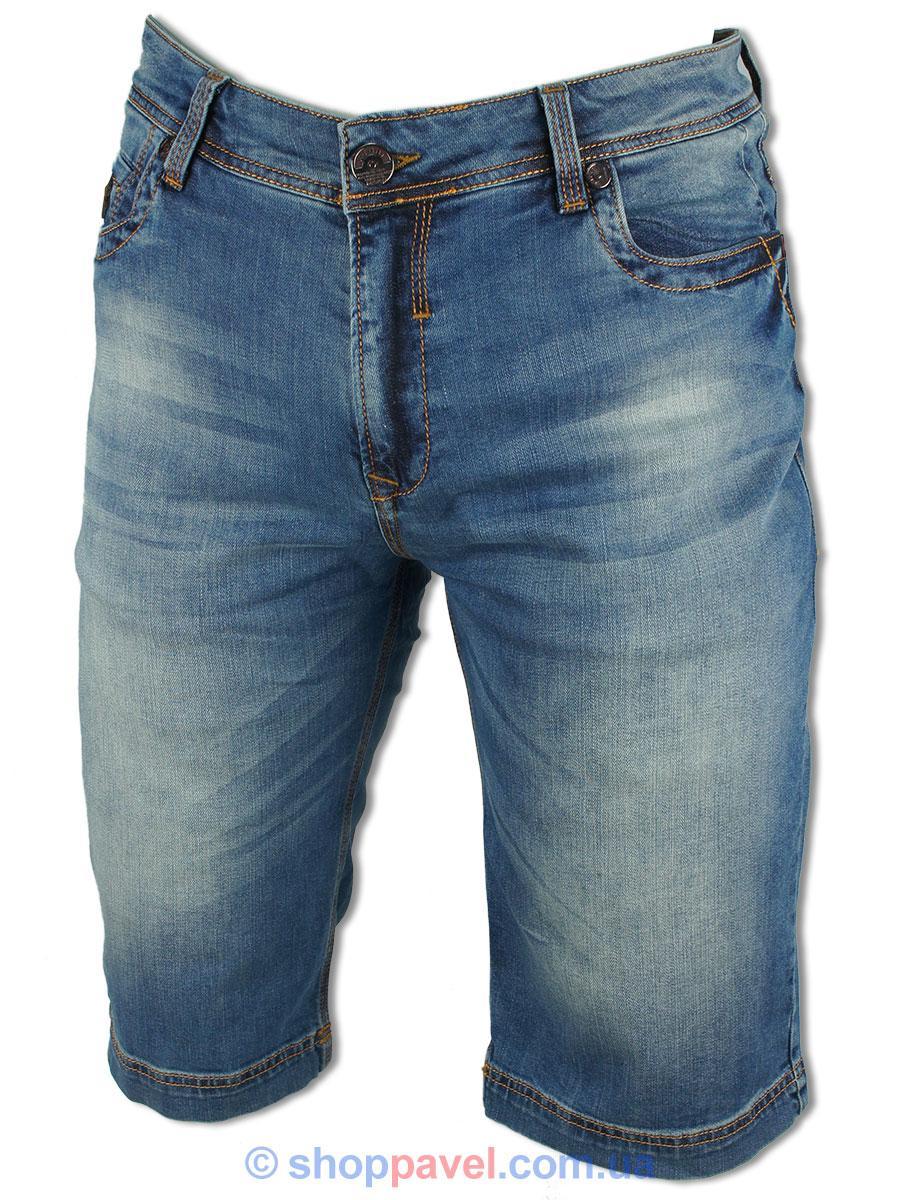 Чоловічі джинсові шорти X-Foot 020-4049 великого розміру