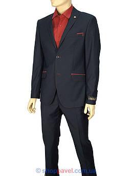Класичний чоловічий костюм Paulo Boselli Art.No 336