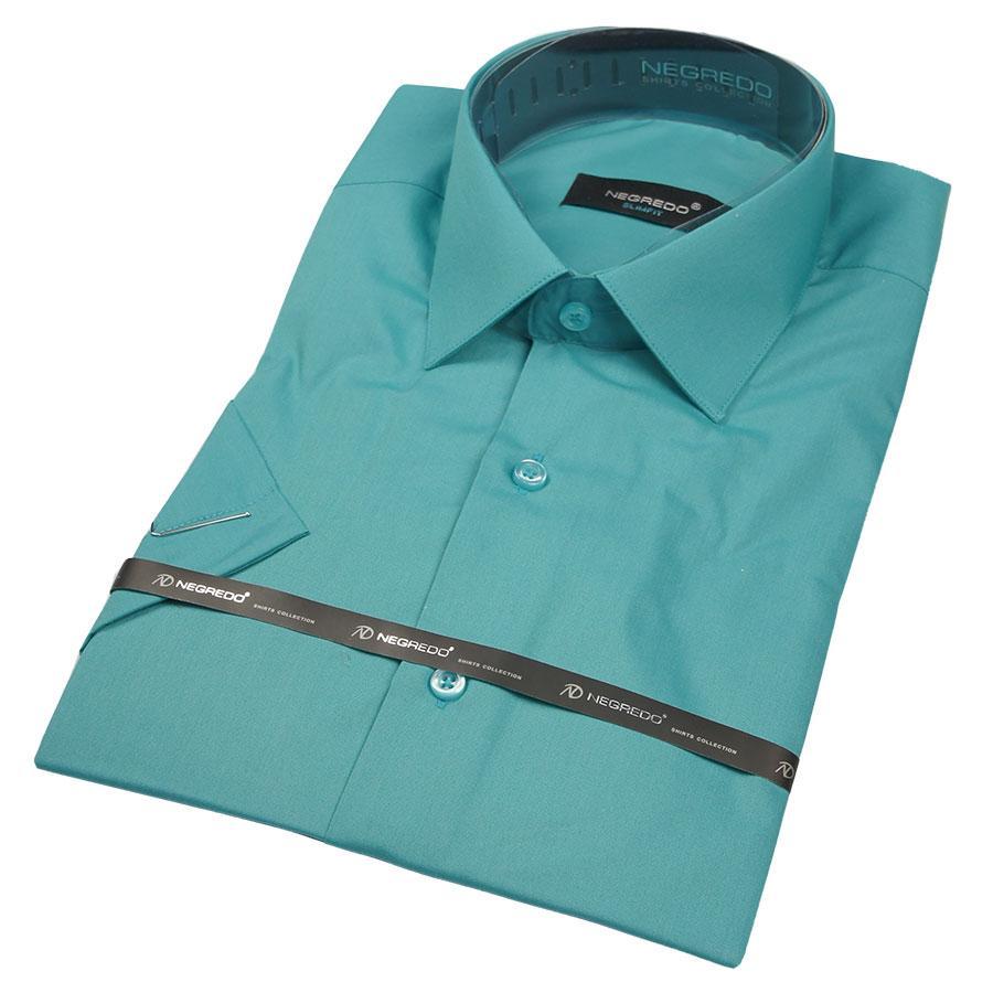 Чоловіча сорочка Negredo 28082 Slim