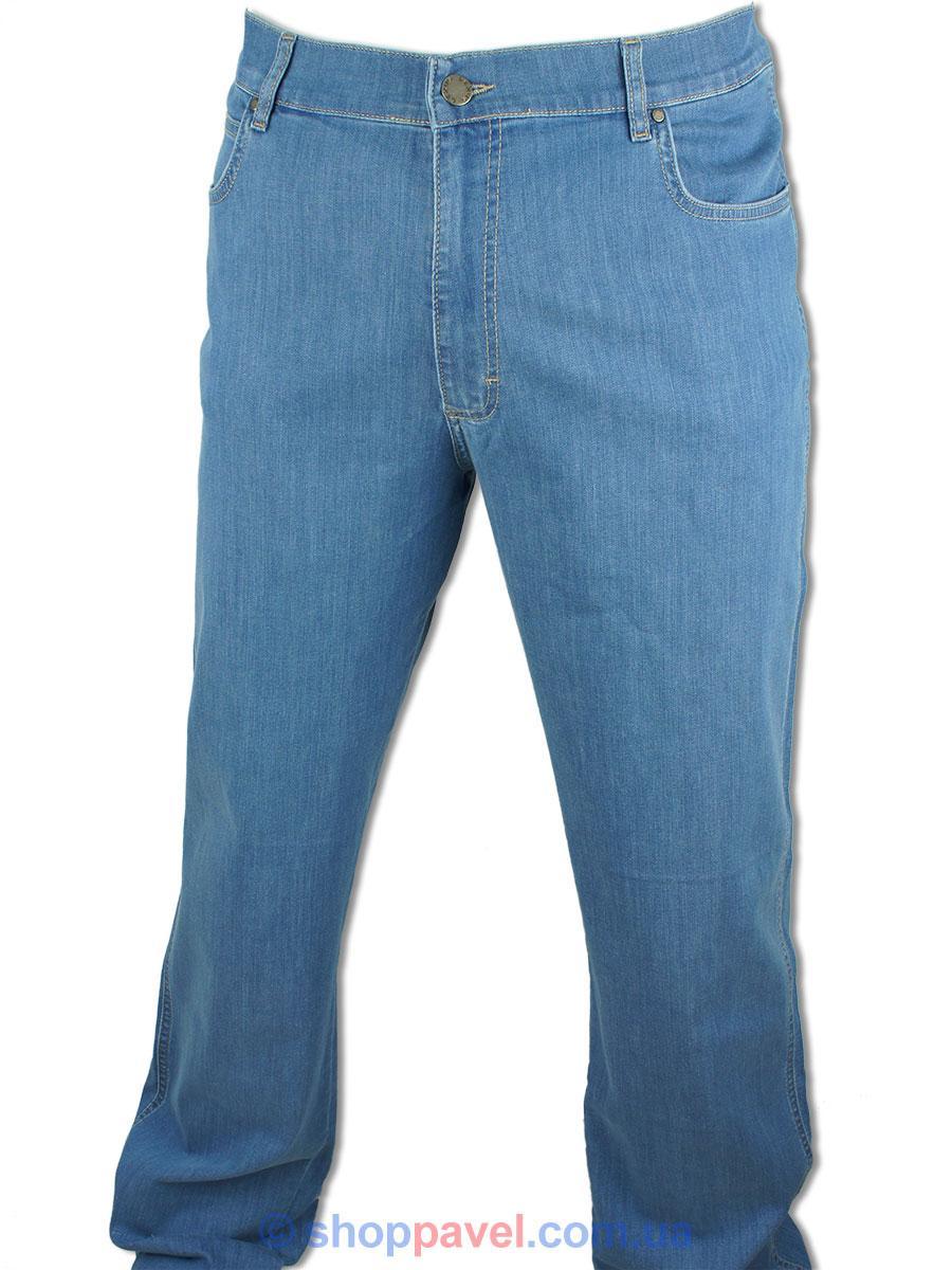 Сині чоловічі джинси Lexus 615 P/6997 у великому розмірі