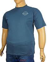 Чоловіча футболка Imako mod.STAJN великих розмірів