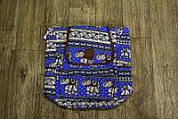 Рюкзак синий со слоном