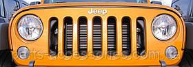Jeep Wrangler 2007-17 передні поворотники повторювач повороту лівий правий Нові Оригінал