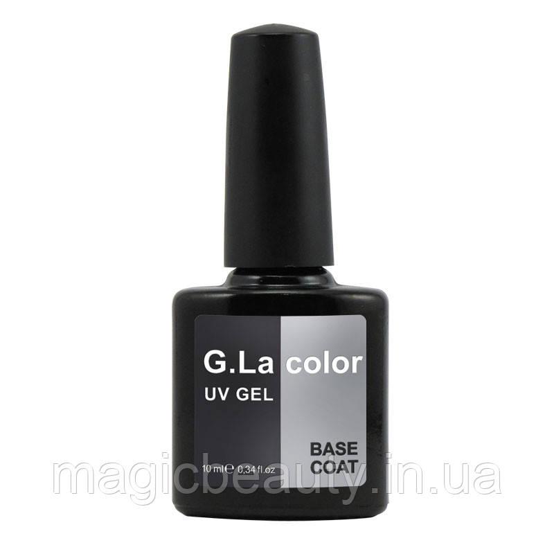 База для гель-лака G.La Color  Base Coat 10 мл