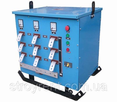 Трансформатор для прогрева бетона ТСДЗ-80 - аренда прокат, фото 2