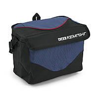 Термосумка (сумка-холодильник) Кемпінг HB5-718 9 л синя ізотермічна сумка