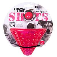 Игрушка Karlie-Flamingo Shots Cone для собак резина, 14х11 см