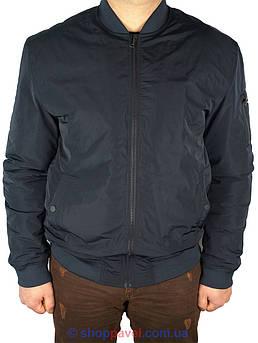 Чоловіча демісезонна куртка Santoryo WK7662 на манжеті