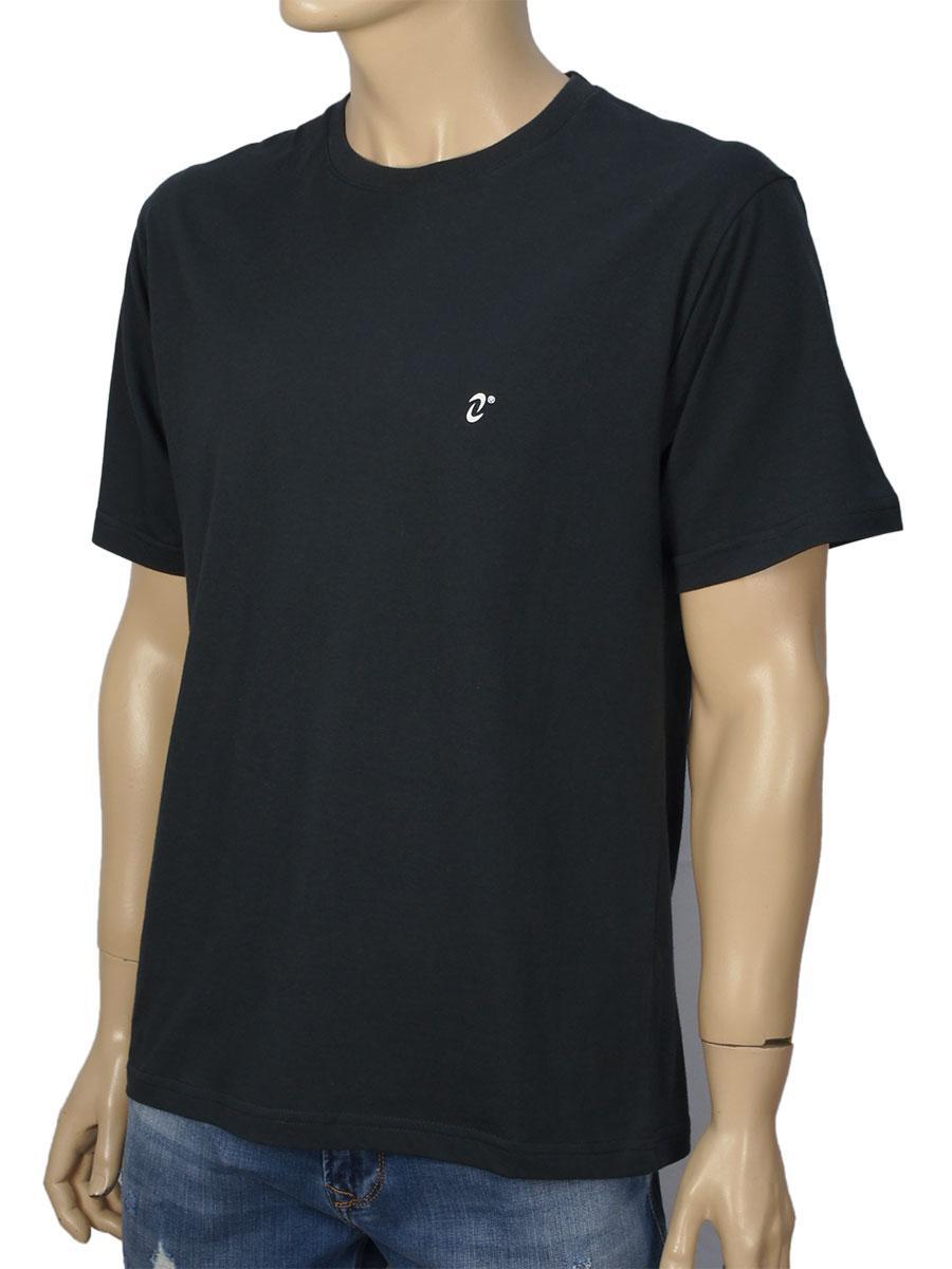 Чоловіча футболка Neti MSY-001/D темно-сіра (Польща)