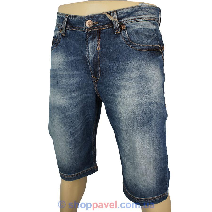 Чоловічі шорти X-Foot 4049-4674 Blue