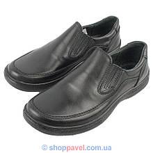 Чоловічі туфлі Giorgio 28#1 коричневого кольору