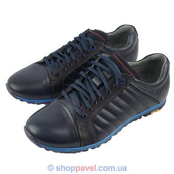 Чоловічі повсякденні кросівки із натуральної шкіри від польського ... 37e0f4380bd90