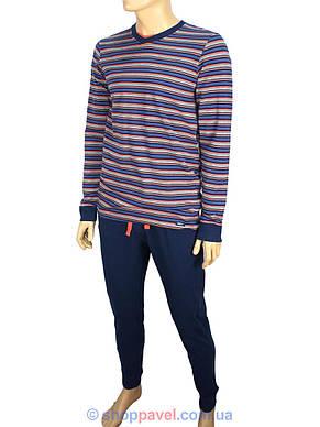 Чоловіча піжама Key MNS 394 B6 в смужку, фото 2