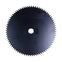Косильный нож-кусторез косильный 80 зубов 