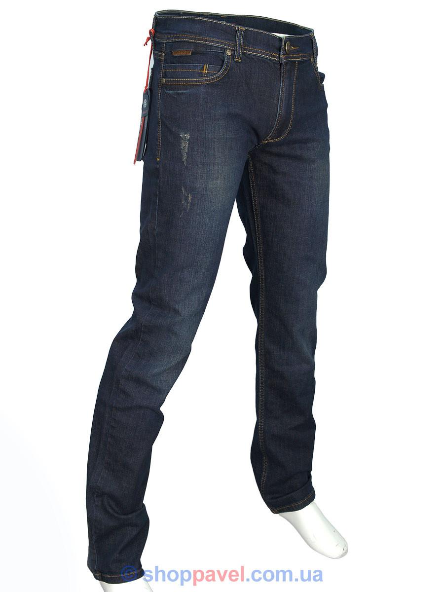 Чоловічі джинси Cen-cor CNC-1382 темно-синього кольору