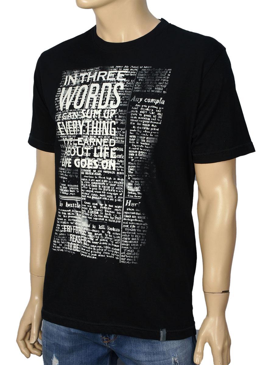 Чоловіча футболка Imako 0325 New