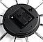 Часы кухонные Ложки-Вилки, фото 3