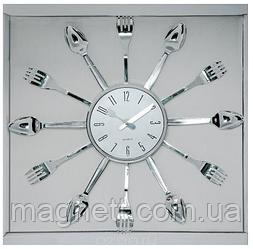 Годинник кухонні Ложки-Вилки