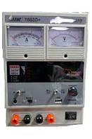 Блок питания лабораторный Aida/Kada  1503D+ (15V 3A цифр./стрел. индикация, RF индикатор, тестер