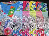 Женские летние футболки с цветами., фото 6