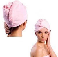 Полотенце-шапочка для сушки волос, фото 1
