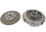 Корзина, диск сцепления на Ивеко - комплект сцепления IVECO Daily, Euro Cargo, Euro Star, Euro Tech, Stralis, фото 5