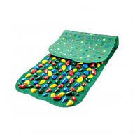 Дорожка с камнями,коврик ортопедический детский 1м